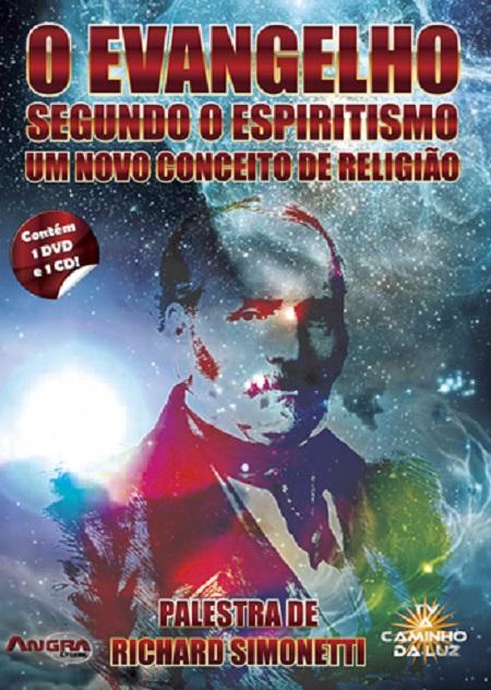 EVANGELHO SEGUNDO O ESPIRITISMO - DVD