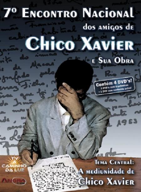 7º ENCONTRO NACIONAL DOS AMIGOS - DVD