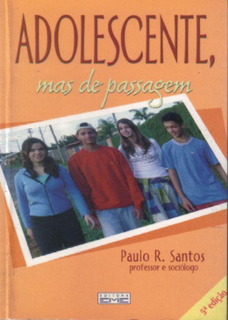 ADOLESCENTE MAS DE PASSAGEM