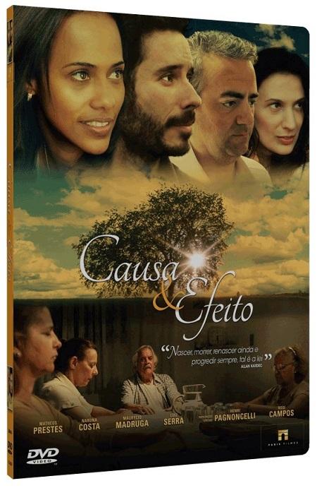 CAUSA E EFEITO - DVD