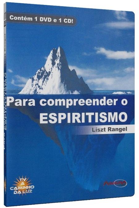 PARA COMPREENDER O ESPIRITISMO - DVD