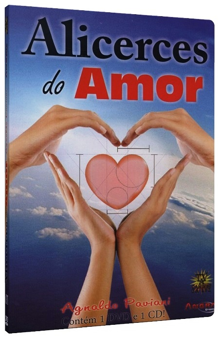ALICERCES DO AMOR - DVD