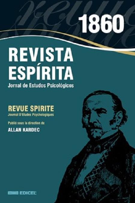 REVISTA ESPIRITA 1860 - EDICEL