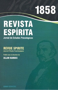 REVISTA ESPIRITA 1858 - EDICEL
