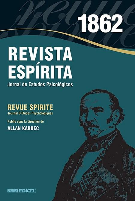 REVISTA ESPIRITA 1862 - EDICEL