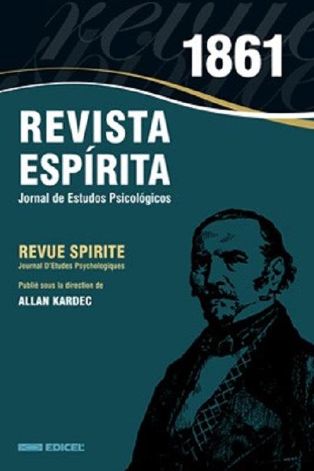 REVISTA ESPIRITA 1861 - EDICEL
