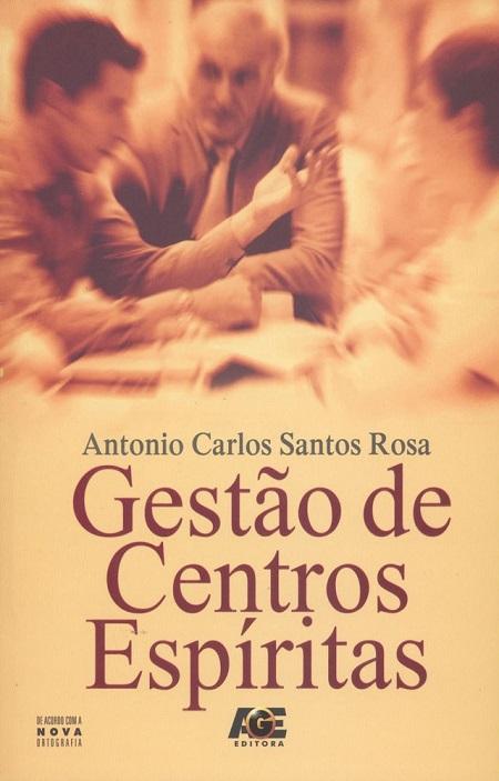 GESTAO DE CENTROS ESPIRITAS