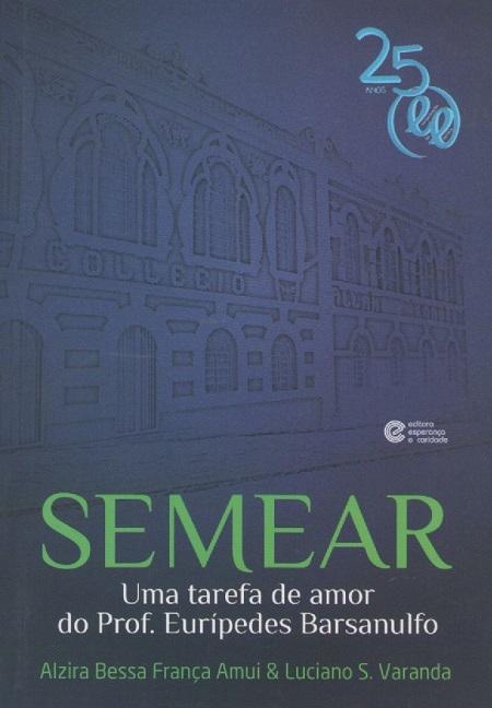 SEMEAR UMA TAREFA DE AMOR