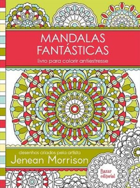 MANDALAS FANTASTICAS - COLORIR