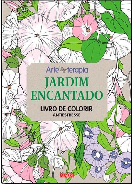 JARDIM ENCANTADO - COLORIR