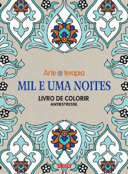 MIL E UMA NOITES - COLORIR