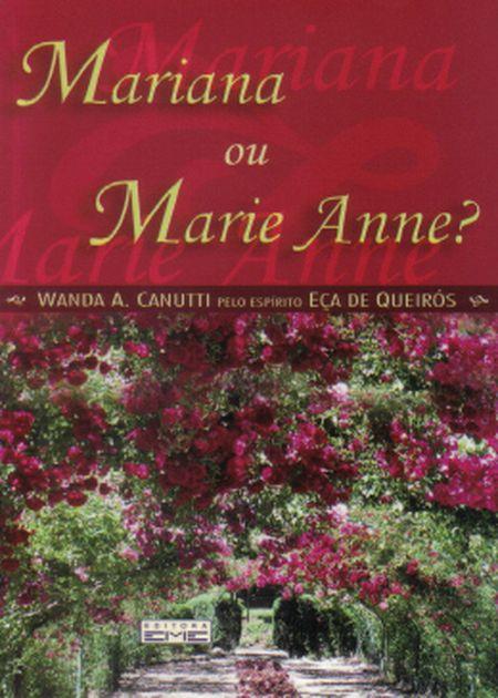 MARIANA OU MARIE ANNE