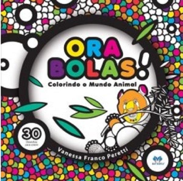 ORA BOLAS - COLORIR