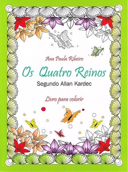 QUATRO REINOS (OS) - COLORIR