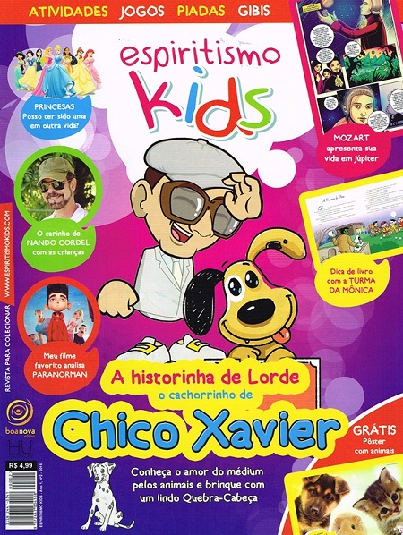 ESPIRITISMO KIDS - REVISTA 02