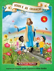 JESUS E AS CRIANCAS - VOL IV - INFANTIL