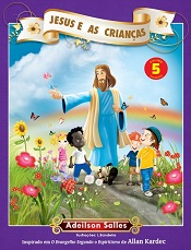JESUS E AS CRIANCAS - VOL V - INFANTIL