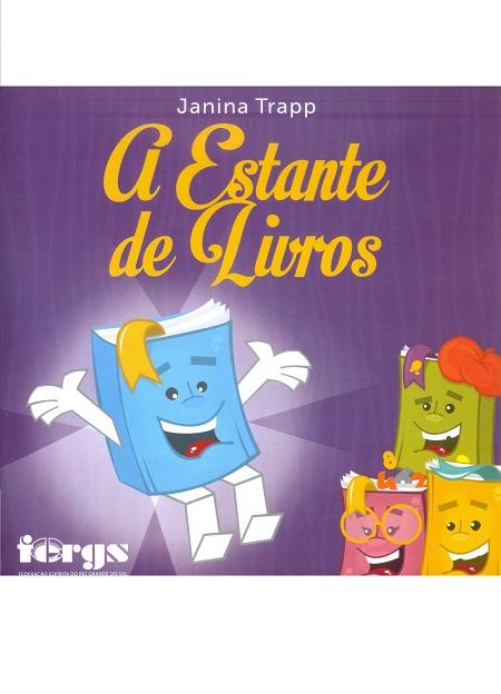 ESTANTE DE LIVROS - INFANTIL