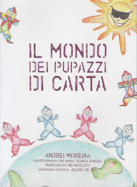 IL MONDO DEI PUPAZZI DI CARTA - ITALIANO