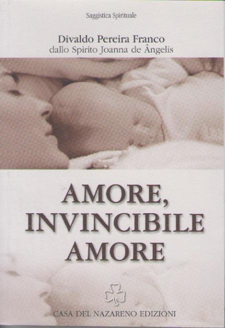 AMORE INVINCIBILE AMORE - MEDIO - ITALIANO
