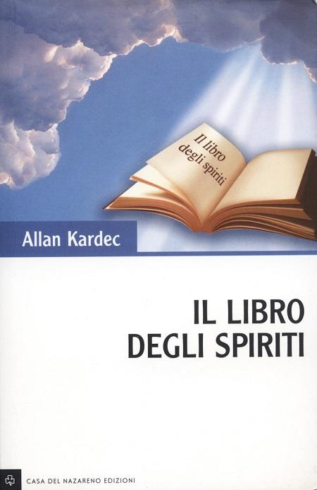 IL LIBRO DEGLI SPIRITI - ITALIANO