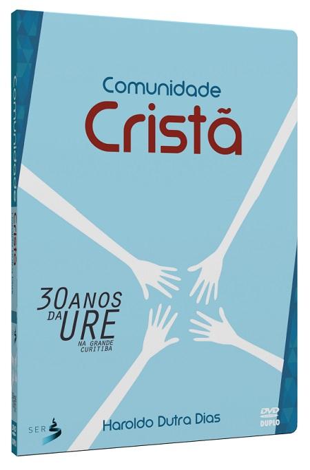 COMUNIDADE CRISTÃ - DVD DUPLO