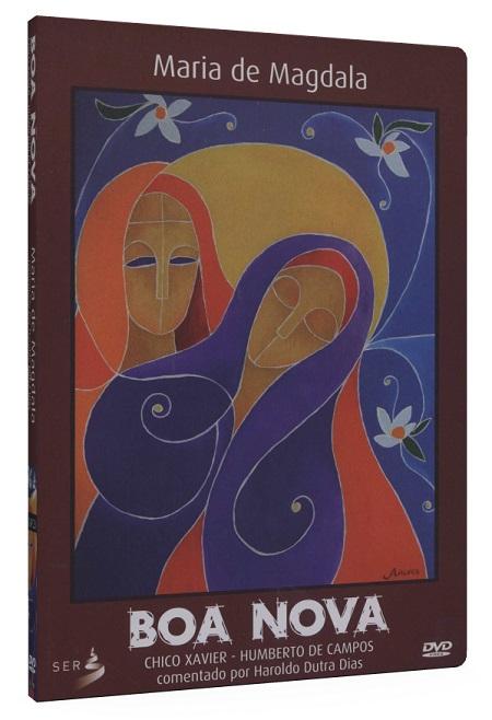 MARIA DE MAGDALA [Série Boa Nova] - DVD