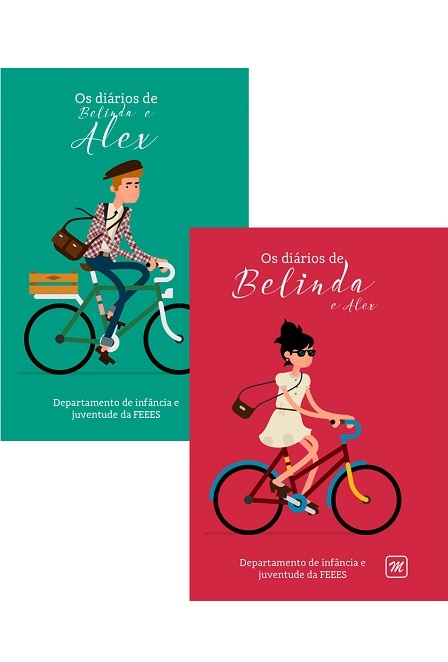 DIARIOS DE BELINDA E ALEX (OS) - INFANTO