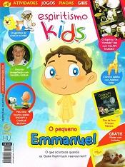 ESPIRITISMO KIDS - REVISTA 08