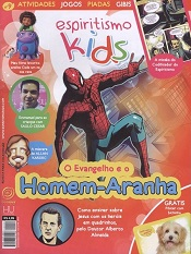 ESPIRITISMO KIDS - REVISTA 09