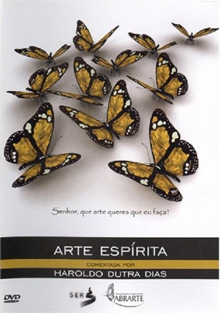 ARTE ESPIRITA - DVD