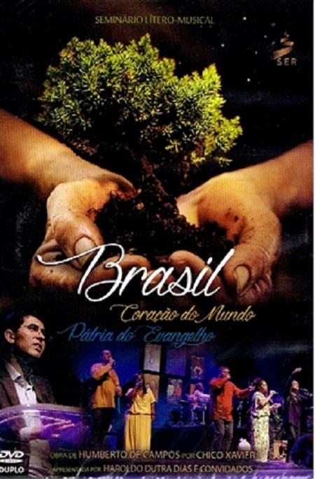 BRASIL CORACAO DO MUNDO - DVD