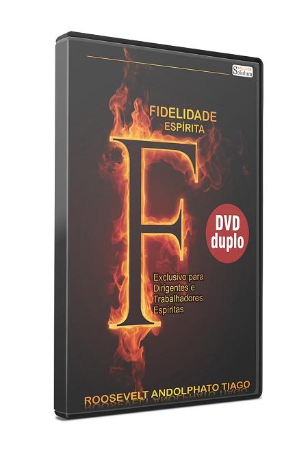 FIDELIDADE ESPIRITA - DVD DUPLO