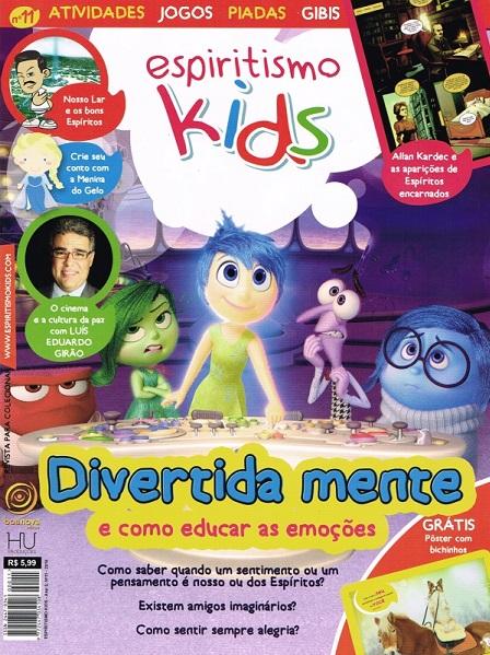 ESPIRITISMO KIDS - REVISTA 11