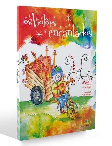 VIOLOES ENCANTADOS - INFANTIL