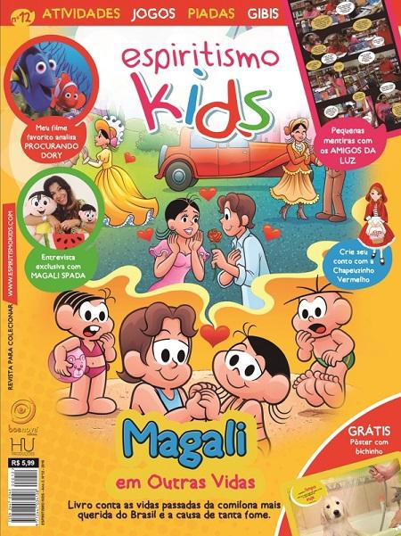 ESPIRITISMO KIDS - REVISTA 12