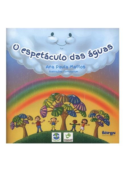ESPETACULO DAS AGUAS - COM CD