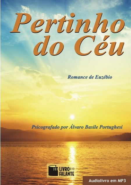 AUDIOBOOK - PERTINHO DO CEU - MP3 - L FAL.