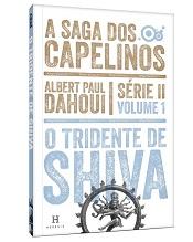 SAGA DOS CAPELINOS (A) - SERIE II - VOL. 1 - TRIDENTE DE SHIVA (O)