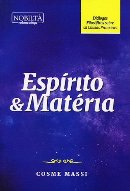 ESPIRITO E MATERIA - LIVRO