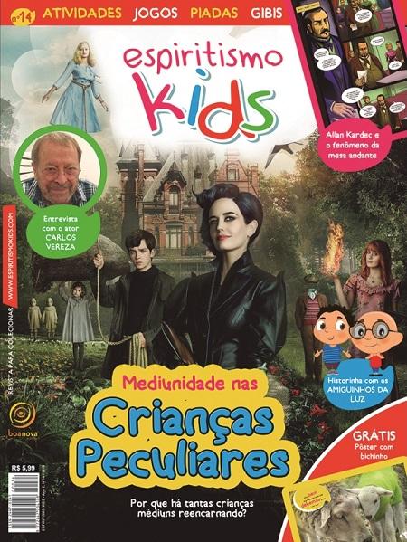 ESPIRITISMO KIDS - REVISTA 14