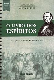 LIVRO DOS ESPIRITOS (O) - ESPIRAL EDICEL - NORMAL
