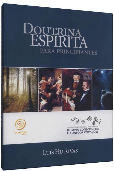 DOUTRINA ESPIRITA PARA PRINCIPIANTES - NOVO PROJETO