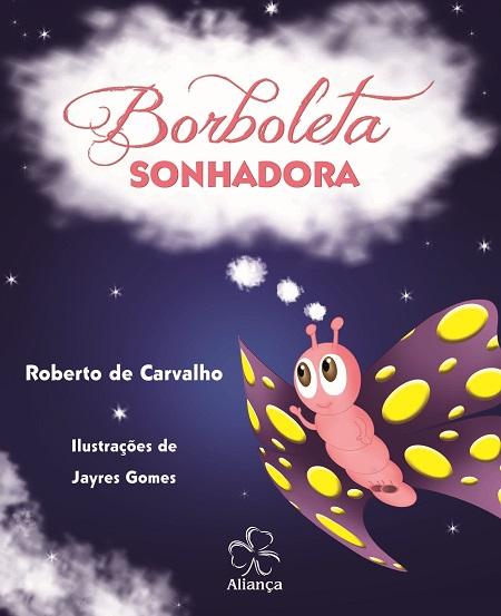 BORBOLETA SONHADORA - INFANTIL