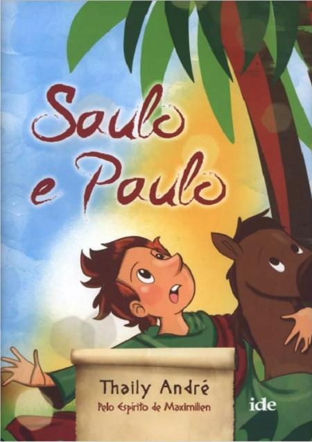 SAULO E PAULO - INFANTIL