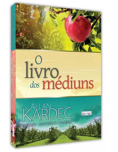LIVRO DOS MEDIUNS (O) - BROCHURA - EME