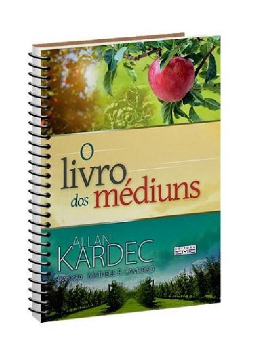 LIVRO DOS MEDIUNS (O) - ESPIRAL - EME