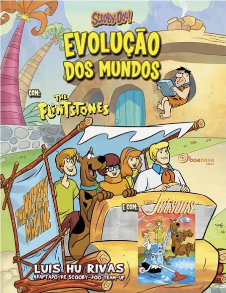EVOLUCAO DOS MUNDOS COM THE FLINTSTONES - INFANTIL