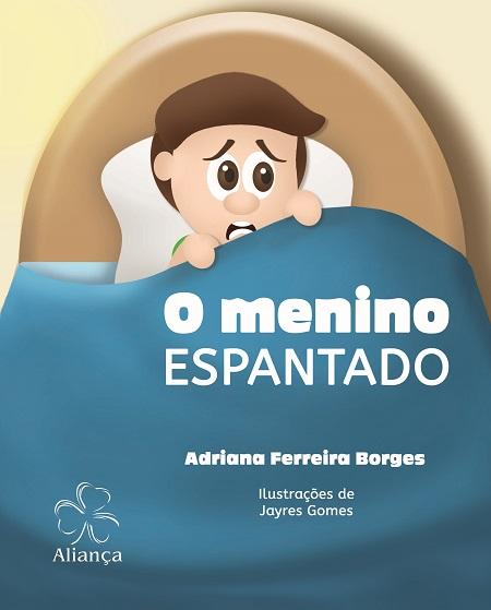 MENINO ESPANTADO (O) - INFANTIL