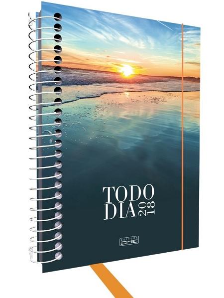 TODO DIA 2018 - ESPIRAL- CAPA DURA